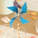 beach-theme-paper-windmill