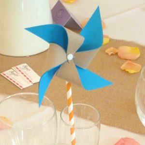 beach-theme-paper-windmill