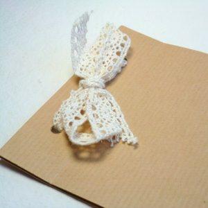 kraft-cotton-lace-cheque-book-invitation