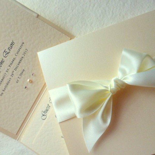before the day wedding stationerypocketfold invitations by jo