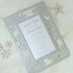 winter-laser-cut-invitation-silver