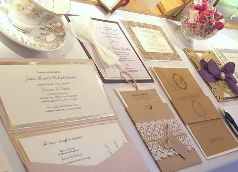 wedding-fayre-display