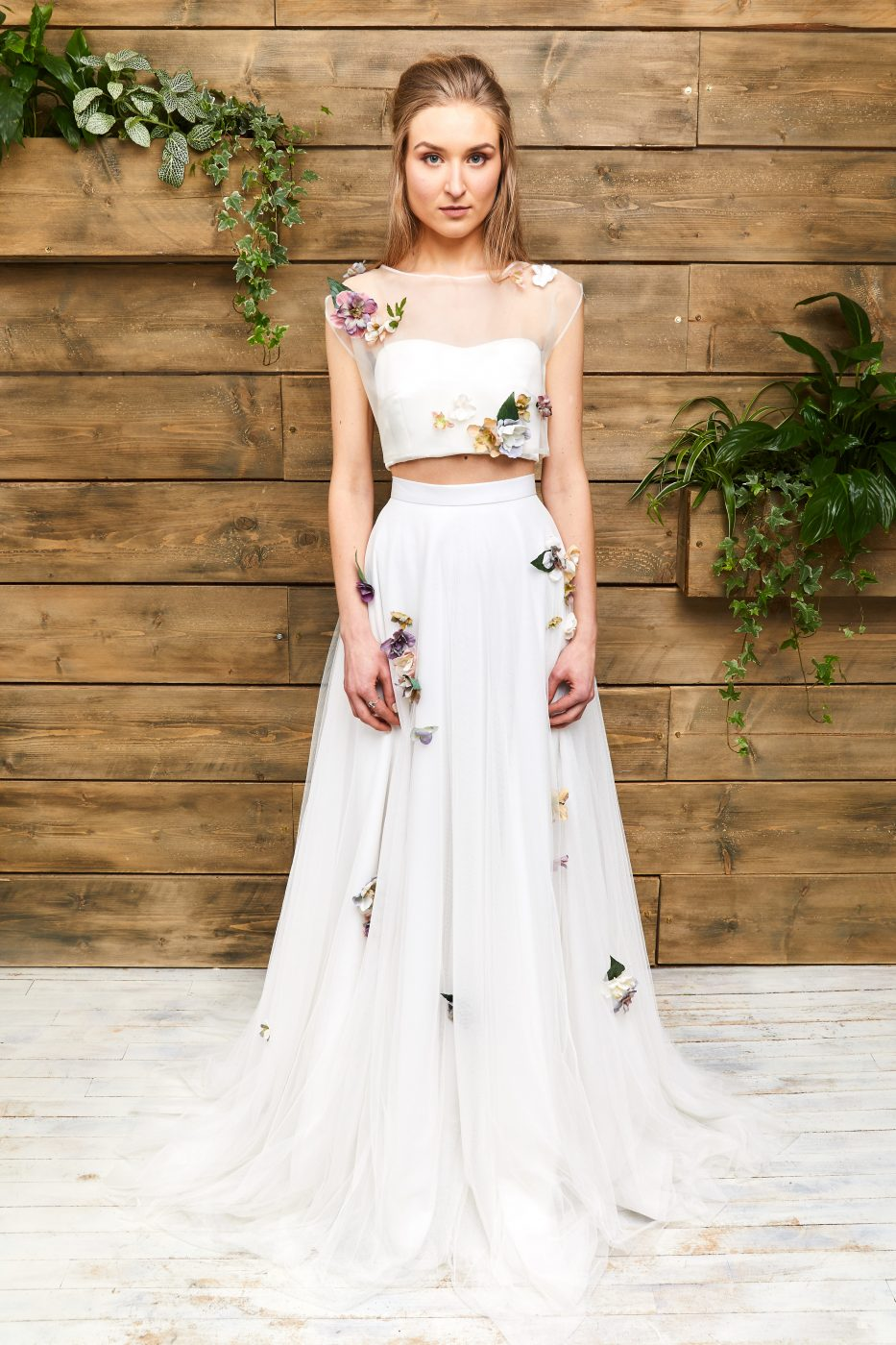 Blossom Separates by EandW Couture. Photo by Tim Bishop Photography