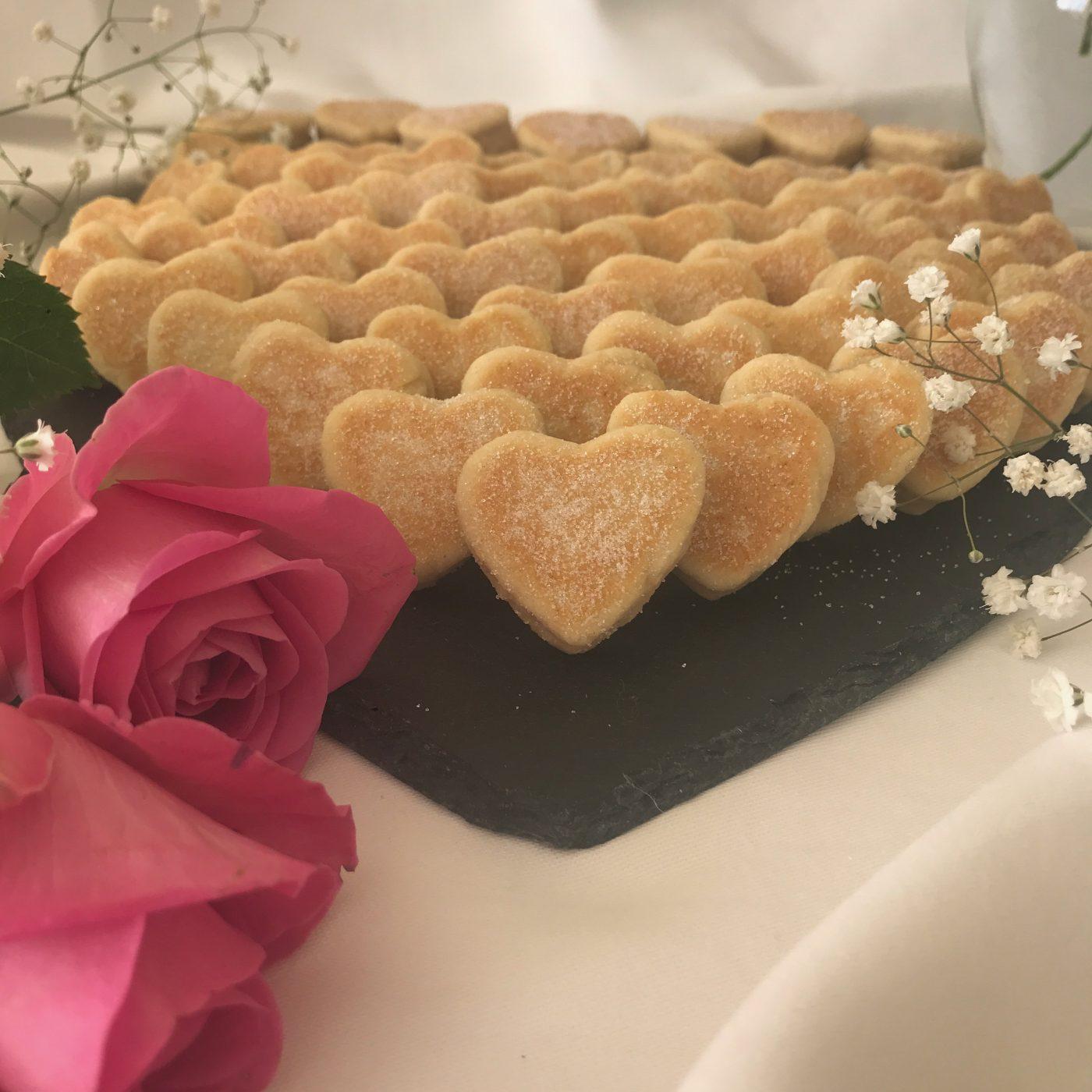 Welshcake platter