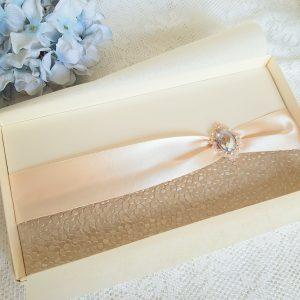 sequin sparkle champagne rose gold sequin invitation