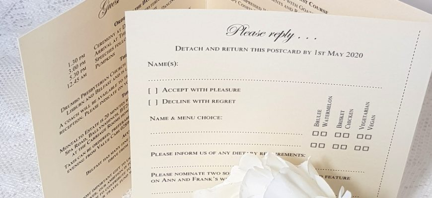 Wedding Invitation Wording 9 Details To Include On Your Wedding Information Card By Jo