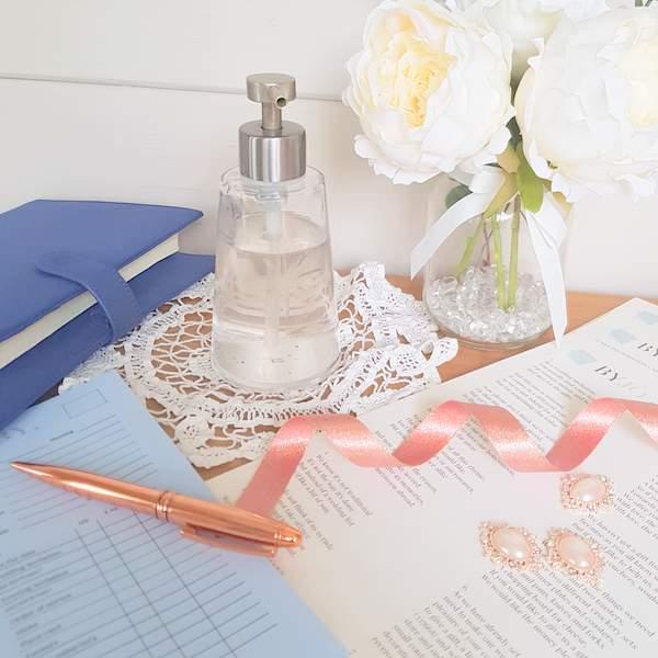 Ordering bespoke wedding invitations