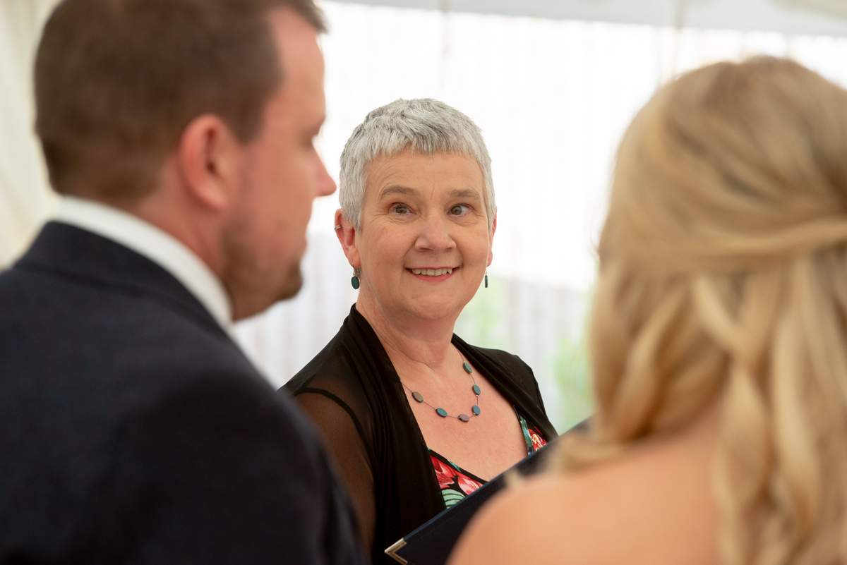 Jane Grayer celebrant